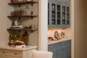 Фото 3 Арка на кухню вместо двери: 80 функциональных вариантов для вашего дома