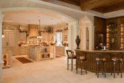 Фото 32 Арка на кухню вместо двери: 80 функциональных вариантов для вашего дома