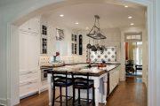 Фото 35 Арка на кухню вместо двери: 80 функциональных вариантов для вашего дома
