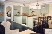 Фото 36 Арка на кухню вместо двери: 80 функциональных вариантов для вашего дома