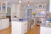 Фото 38 Арка на кухню вместо двери: 80 функциональных вариантов для вашего дома