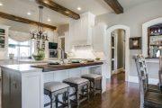 Фото 40 Арка на кухню вместо двери: 80 функциональных вариантов для вашего дома