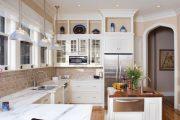 Фото 41 Арка на кухню вместо двери: 80 функциональных вариантов для вашего дома