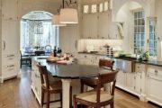 Фото 52 Арка на кухню вместо двери: 80 функциональных вариантов для вашего дома