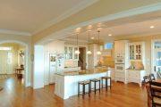 Фото 55 Арка на кухню вместо двери: 80 функциональных вариантов для вашего дома