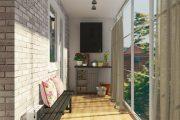 Фото 1 Балкон в стиле лофт: советы по расширению пространства и 85+ стильных реализаций