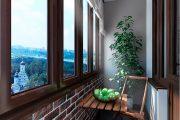Фото 2 Балкон в стиле лофт: советы по расширению пространства и 70+ стильных реализаций