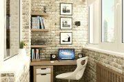Фото 10 Балкон в стиле лофт: советы по расширению пространства и 85+ стильных реализаций
