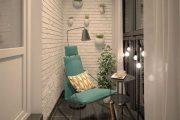 Фото 6 Балкон в стиле лофт: советы по расширению пространства и 85+ стильных реализаций
