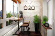 Фото 13 Балкон в стиле лофт: советы по расширению пространства и 70+ стильных реализаций