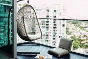 Фото 14 Балкон в стиле лофт: советы по расширению пространства и 70+ стильных реализаций