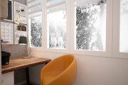 Фото 20 Балкон в стиле лофт: советы по расширению пространства и 70+ стильных реализаций
