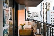Фото 24 Балкон в стиле лофт: советы по расширению пространства и 85+ стильных реализаций
