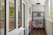 Фото 26 Балкон в стиле лофт: советы по расширению пространства и 70+ стильных реализаций