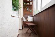 Фото 31 Балкон в стиле лофт: советы по расширению пространства и 85+ стильных реализаций