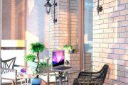 Фото 37 Балкон в стиле лофт: советы по расширению пространства и 70+ стильных реализаций