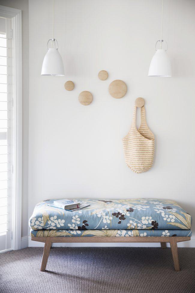 Светлые оттенки успокаивают и настраивают на приятную домашнюю атмосферу