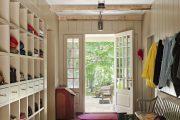 Фото 10 Белая прихожая: 80 минималистичных решений, которые преобразят входную зону