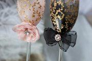 Фото 14 Бокал шампанского: мастер-класс по праздничному декору и 80 избранных фотоидей