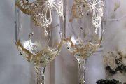 Фото 29 Бокал шампанского: мастер-класс по праздничному декору и 80 избранных фотоидей