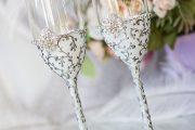 Фото 40 Бокал шампанского: мастер-класс по праздничному декору и 80 избранных фотоидей