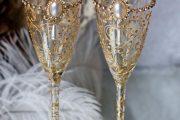 Фото 5 Бокал шампанского: мастер-класс по праздничному декору и 80 избранных фотоидей