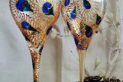 Фото 57 Бокал шампанского: мастер-класс по праздничному декору и 80 избранных фотоидей