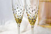 Фото 64 Бокал шампанского: мастер-класс по праздничному декору и 80 избранных фотоидей