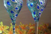 Фото 66 Бокал шампанского: мастер-класс по праздничному декору и 80 избранных фотоидей