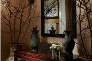 Фото 19 Большие вазы в интерьере: формы, варианты наполнения и 80 роскошных идей для дома