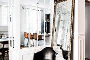 Фото 6 Большое зеркало в прихожей: 70 продуманных дизайнерских реализаций в интерьере