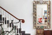 Фото 11 Большое зеркало в прихожей: 70 продуманных дизайнерских реализаций в интерьере