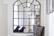Фото 1 Большое зеркало в прихожей: 70 продуманных дизайнерских реализаций в интерьере