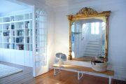 Фото 4 Большое зеркало в прихожей: 70 продуманных дизайнерских реализаций в интерьере