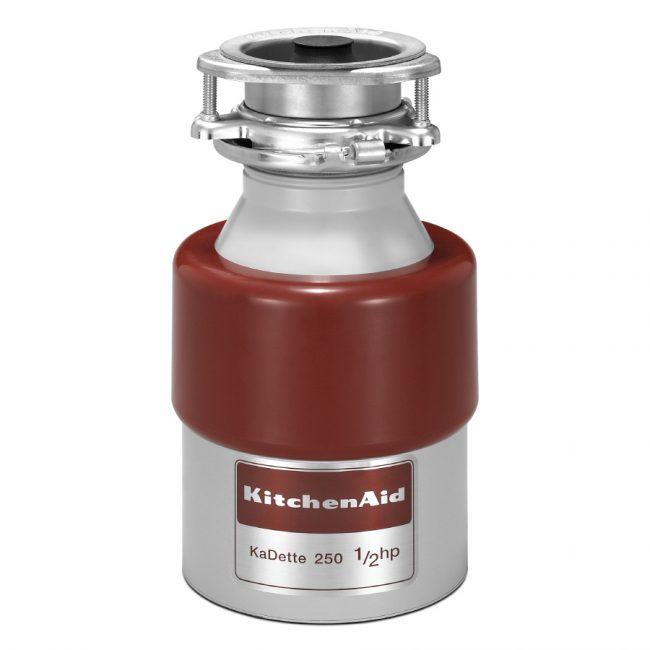 Измельчитель KitchenAid KCDB 250G в нестандартном красном окрасе