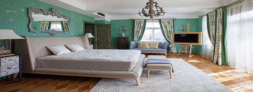 Как подобрать ковёр к интерьеру: советы декораторов и 80 беспроигрышных сочетаний