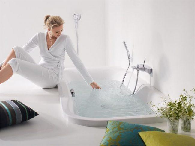 Насладиться теплой ванной вам помогут наши советы
