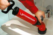 Фото 6 Решение извечной проблемы: как легко прочистить засор в ванной и раковине