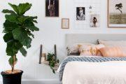 Фото 9 Картины в спальню над кроватью: размещение по фен-шуй и 70+ универсальных сюжетов