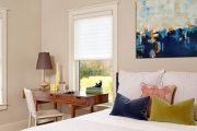 Фото 13 Картины в спальню над кроватью: размещение по фен-шуй и 70+ универсальных сюжетов