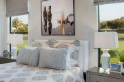 Фото 14 Картины в спальню над кроватью: размещение по фен-шуй и 70+ универсальных сюжетов