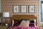 Фото 15 Картины в спальню над кроватью: размещение по фен-шуй и 70+ универсальных сюжетов