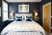 Фото 22 Картины в спальню над кроватью: размещение по фен-шуй и 70+ универсальных сюжетов