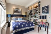 Фото 2 Картины в спальню над кроватью: размещение по фен-шуй и 70+ универсальных сюжетов