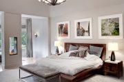 Фото 23 Картины в спальню над кроватью: размещение по фен-шуй и 70+ универсальных сюжетов