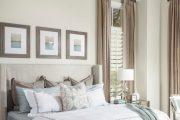 Фото 29 Картины в спальню над кроватью: размещение по фен-шуй и 70+ универсальных сюжетов