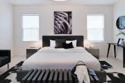 Фото 31 Картины в спальню над кроватью: размещение по фен-шуй и 70+ универсальных сюжетов