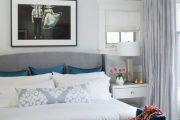 Фото 37 Картины в спальню над кроватью: размещение по фен-шуй и 70+ универсальных сюжетов