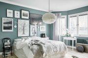 Фото 40 Картины в спальню над кроватью: размещение по фен-шуй и 70+ универсальных сюжетов