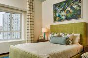 Фото 46 Картины в спальню над кроватью: размещение по фен-шуй и 70+ универсальных сюжетов